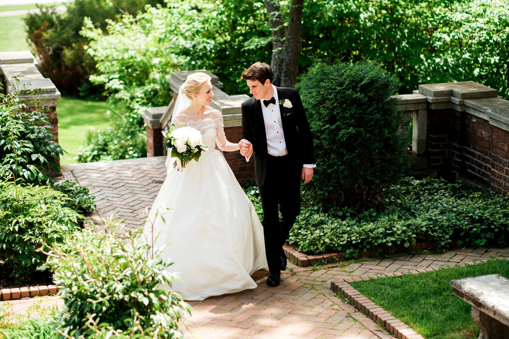 glensheen mansion wedding portraits