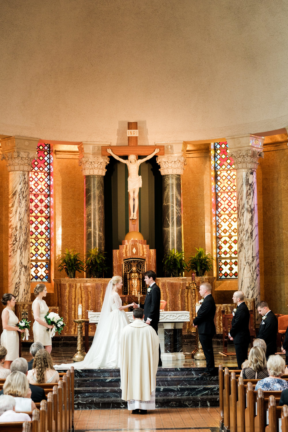 duluth, mn cathedral wedding