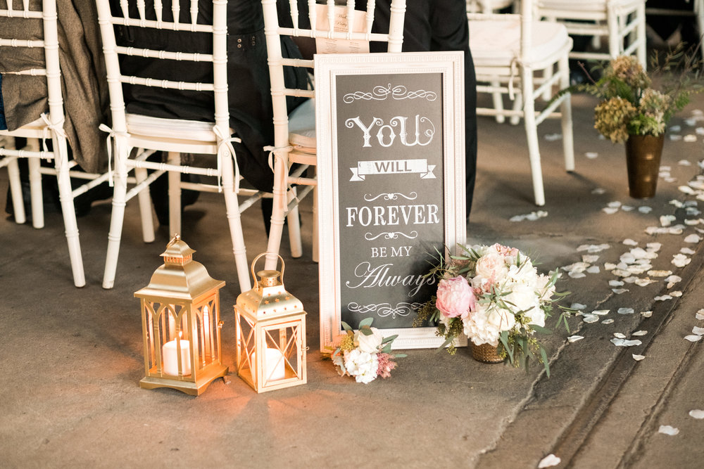 wedding decor by kate kuepers from bloom designs