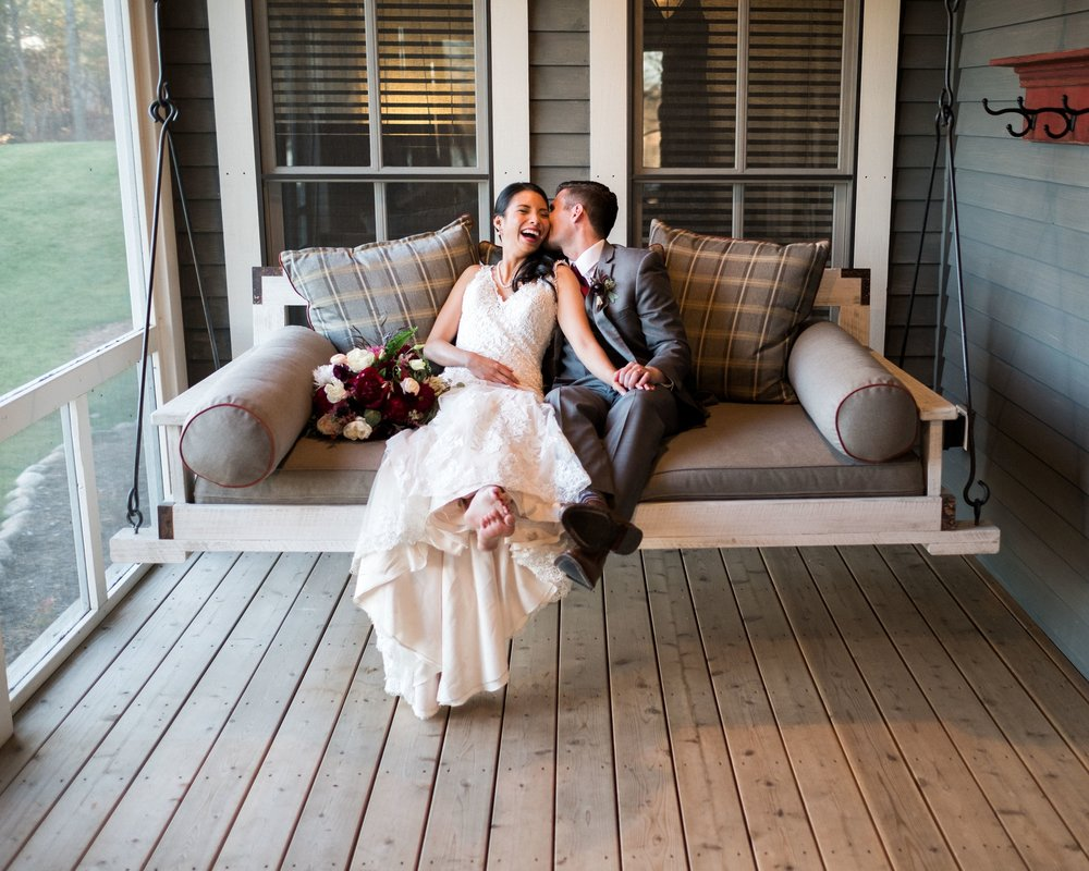 Ruttger's Bay Lake Lodge Wedding
