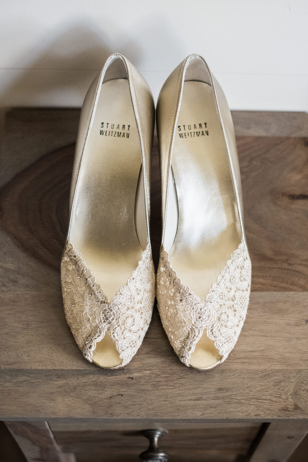 wedding shoes by stuart weitzman