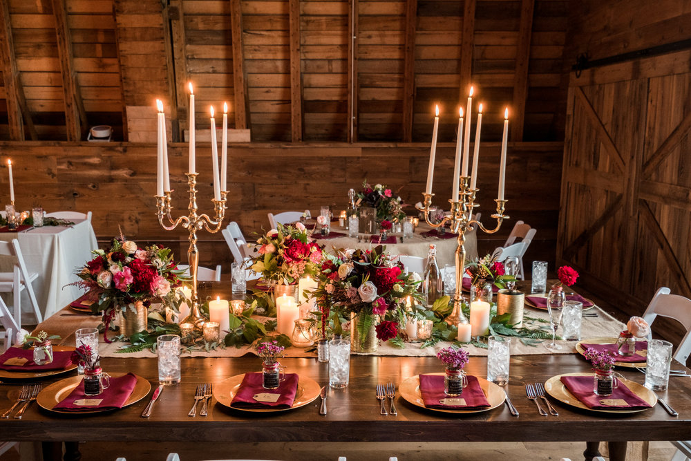 wedding rentals by kate kuepers of bloom designs