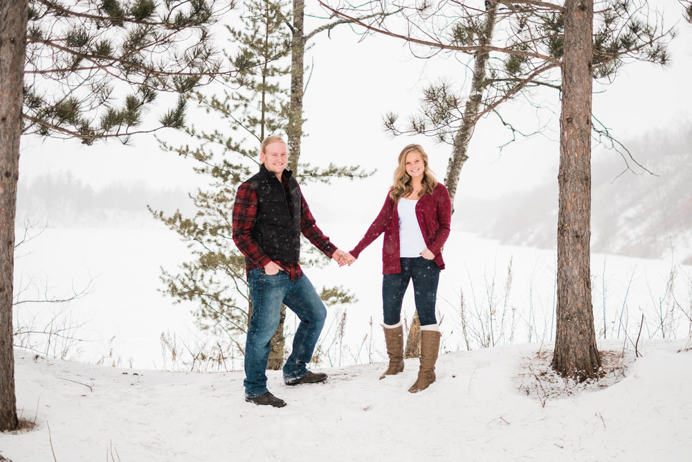 brainerd mn wedding and engagement photographer