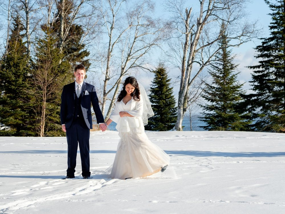 lake superior north shore phjotogapher for weddings