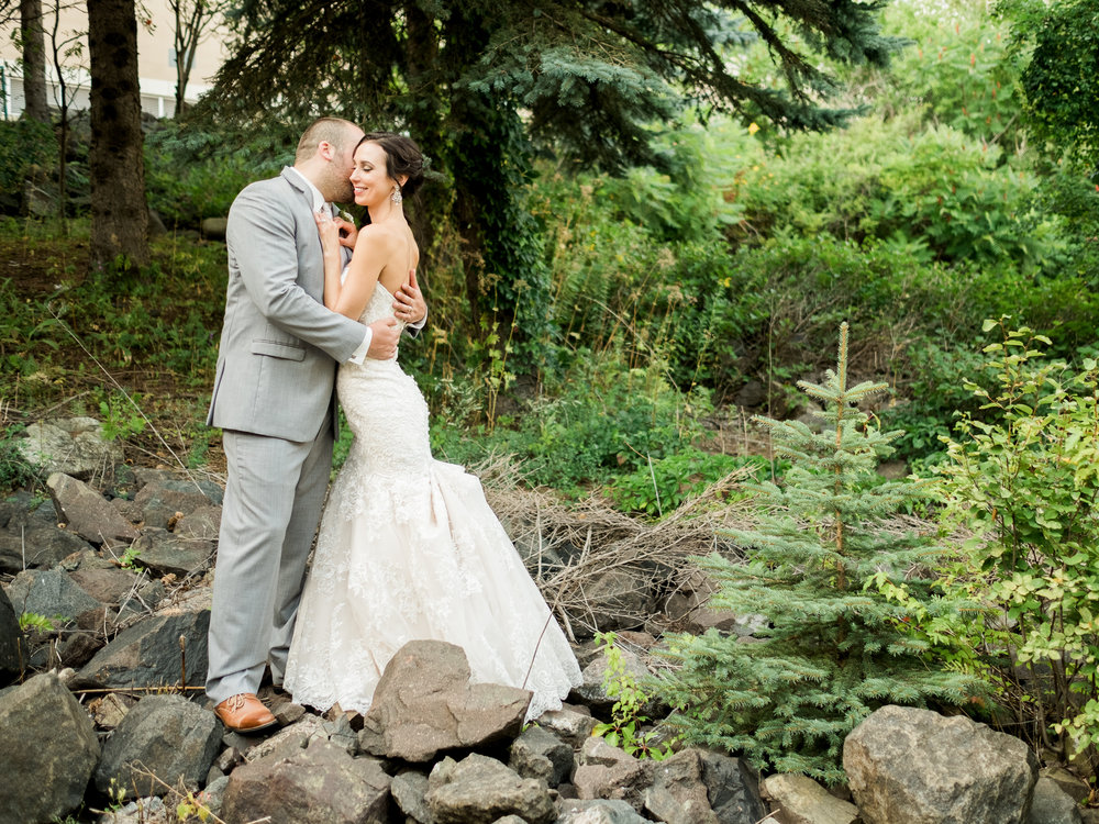 Duluth Wedding at Greysolon Ballroom