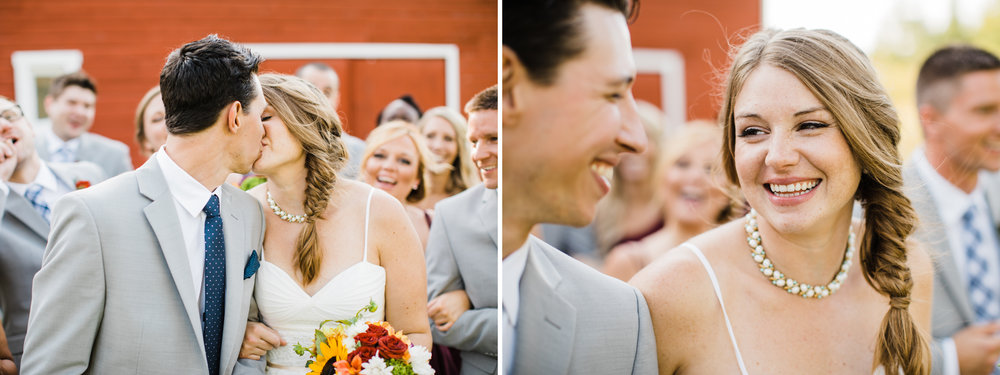Minnesota Lakeside destination wedding photographer in Northern MN