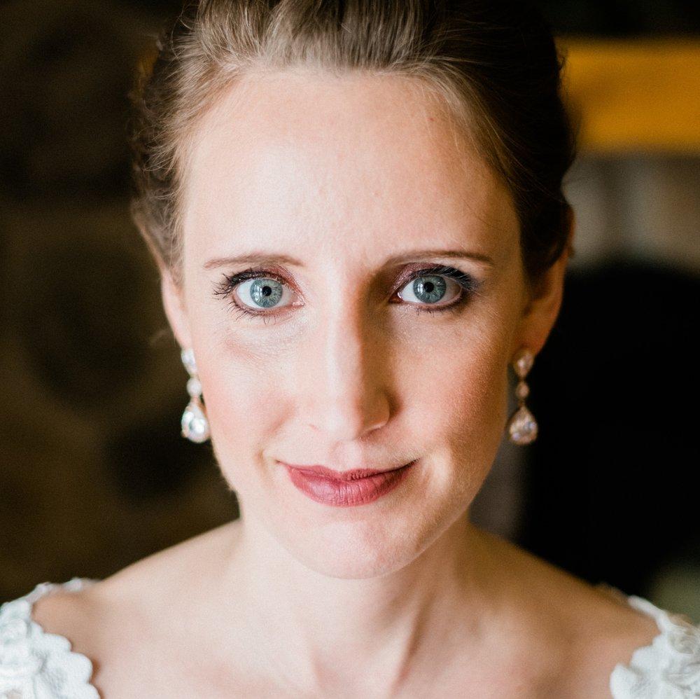 Bride Portraits at Pine Peaks in Crosslake, MN