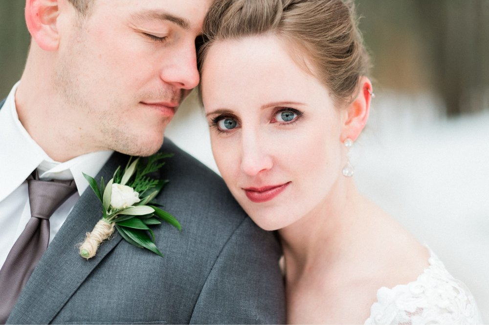 Wedding photography in Northern MN near Brainerd and Crosslake