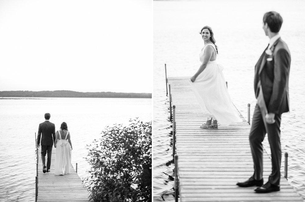 Madden's on Gull Wedding in Brainerd
