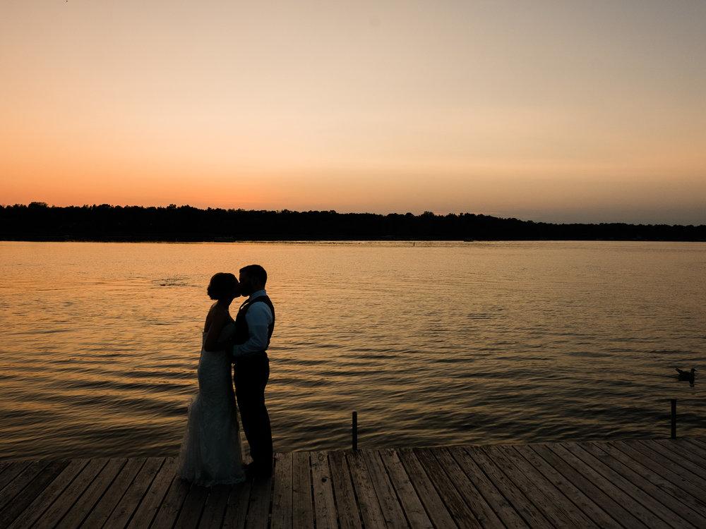 Brainerd Lakes Wedding at Breezy Point Resort