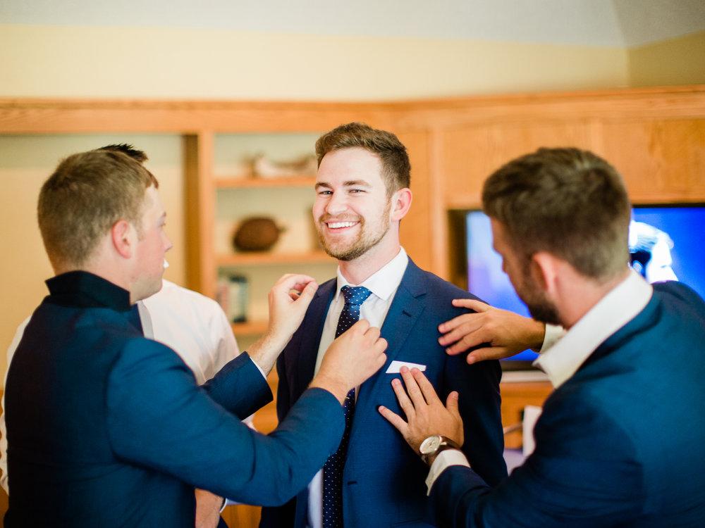 Grandview Lodge Wedding in Northern Minnesota