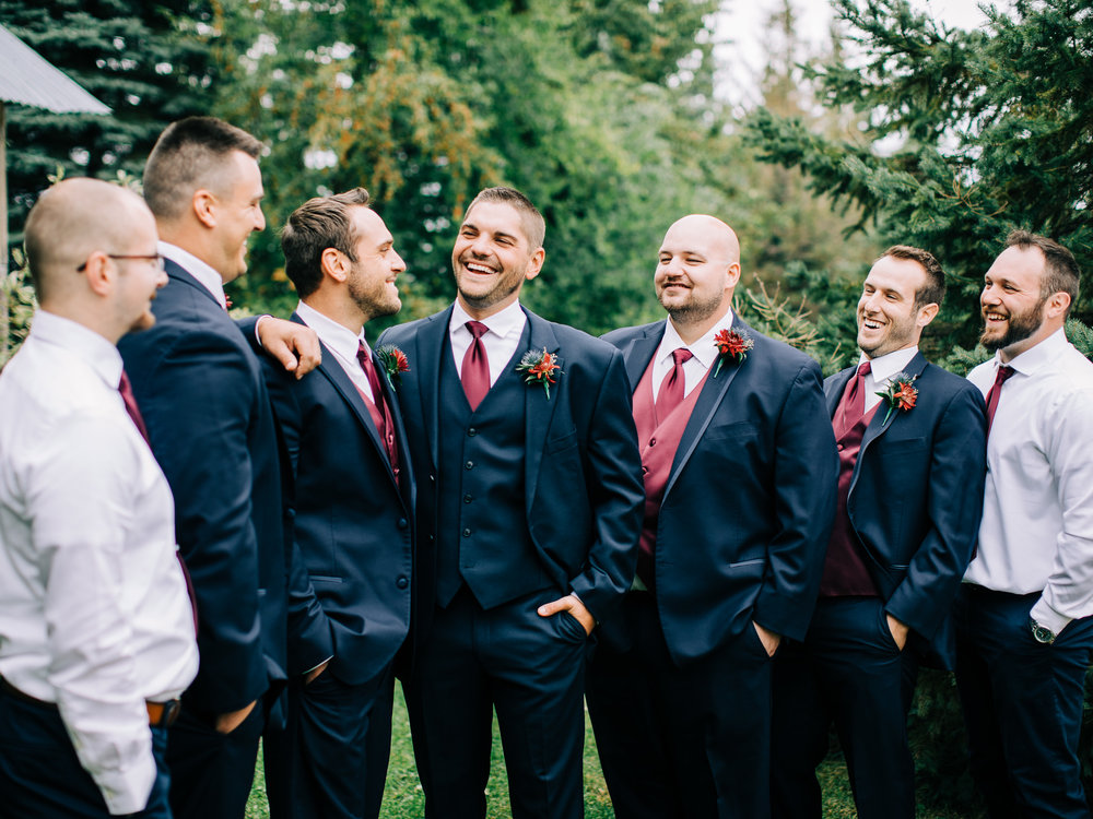 Central Minnesota Wedding Photographer
