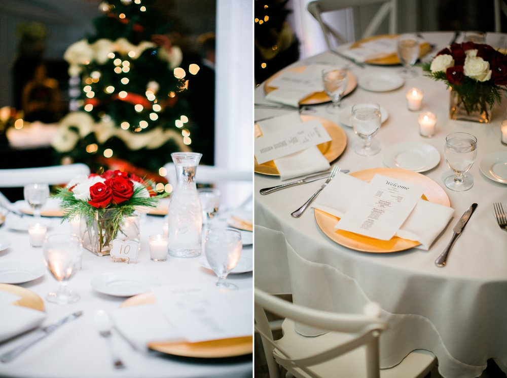 Quarterdeck Winter Wedding in Brainerd, MN