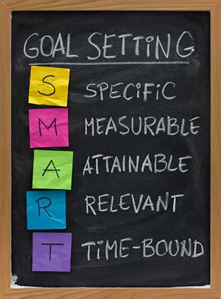 Let's start setting some goals!