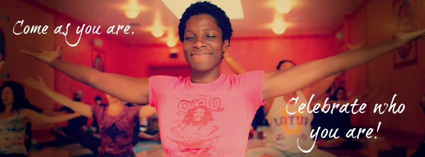 Chika Okoye, teacher & student at LLSF. Photo credit: Ana Grillo Photography