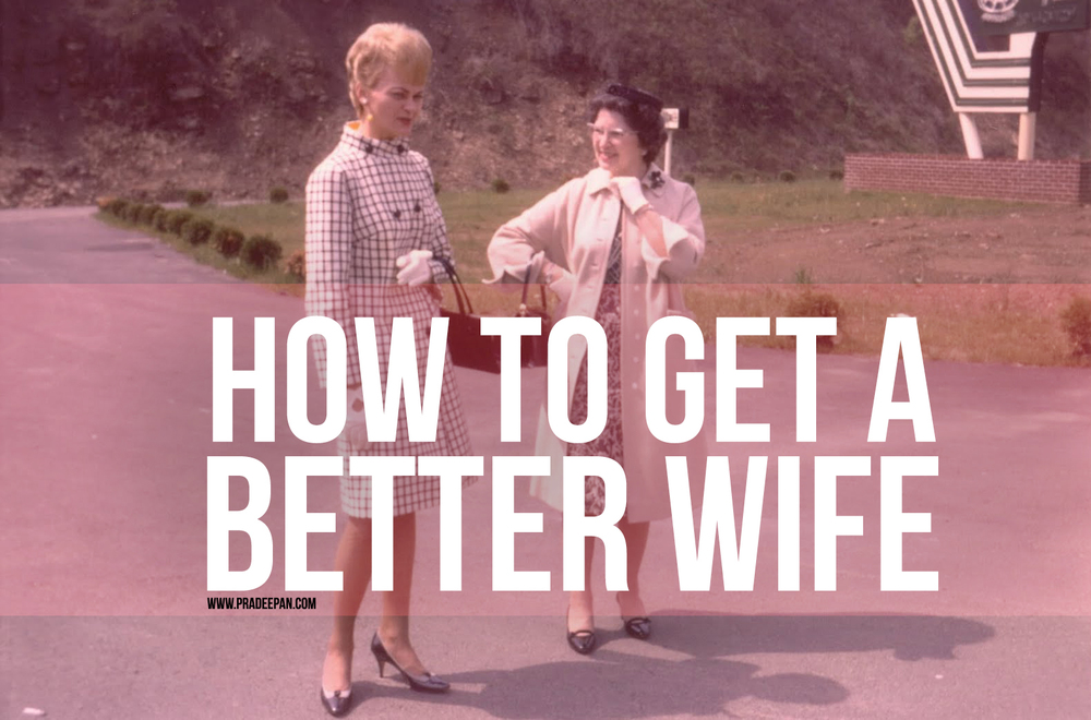 How to pray to be a better wife