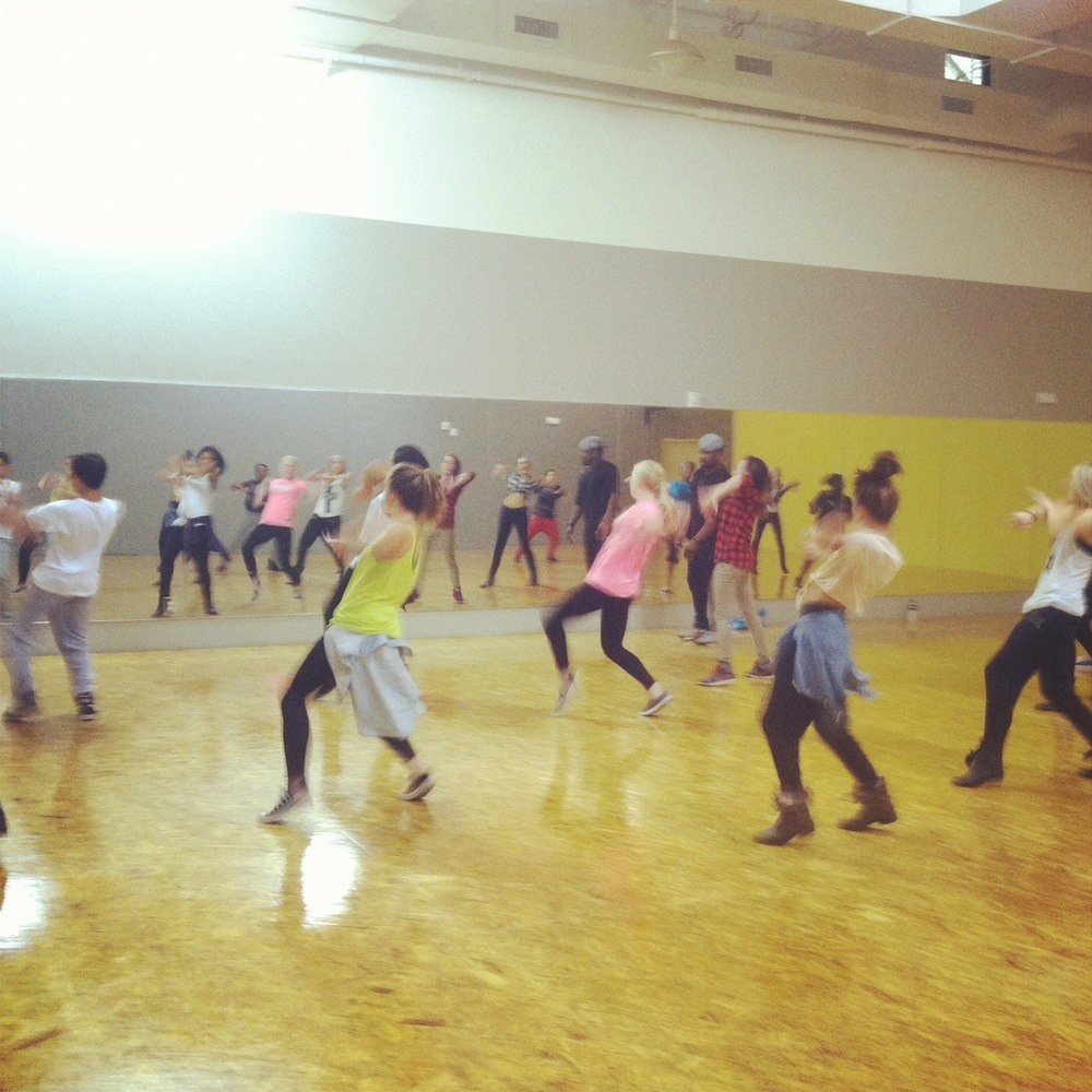 master class with collectiveUth!!