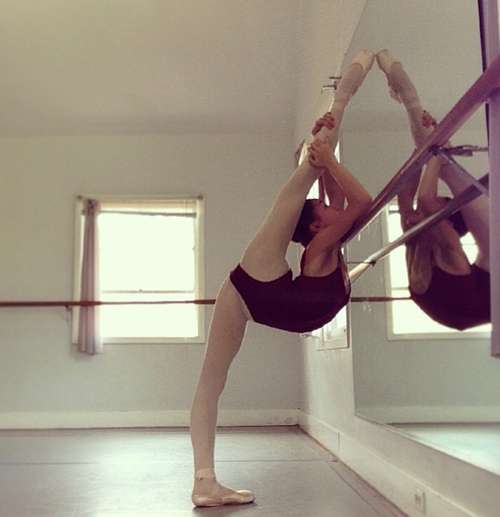 how to become flexible fast for gymnastics