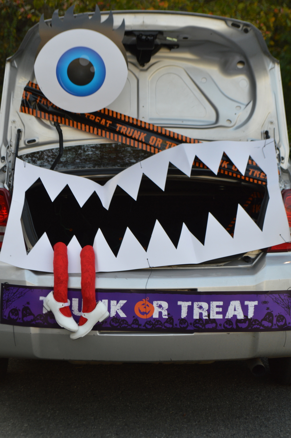 Look Out! It's TRUNK OR TREAT!