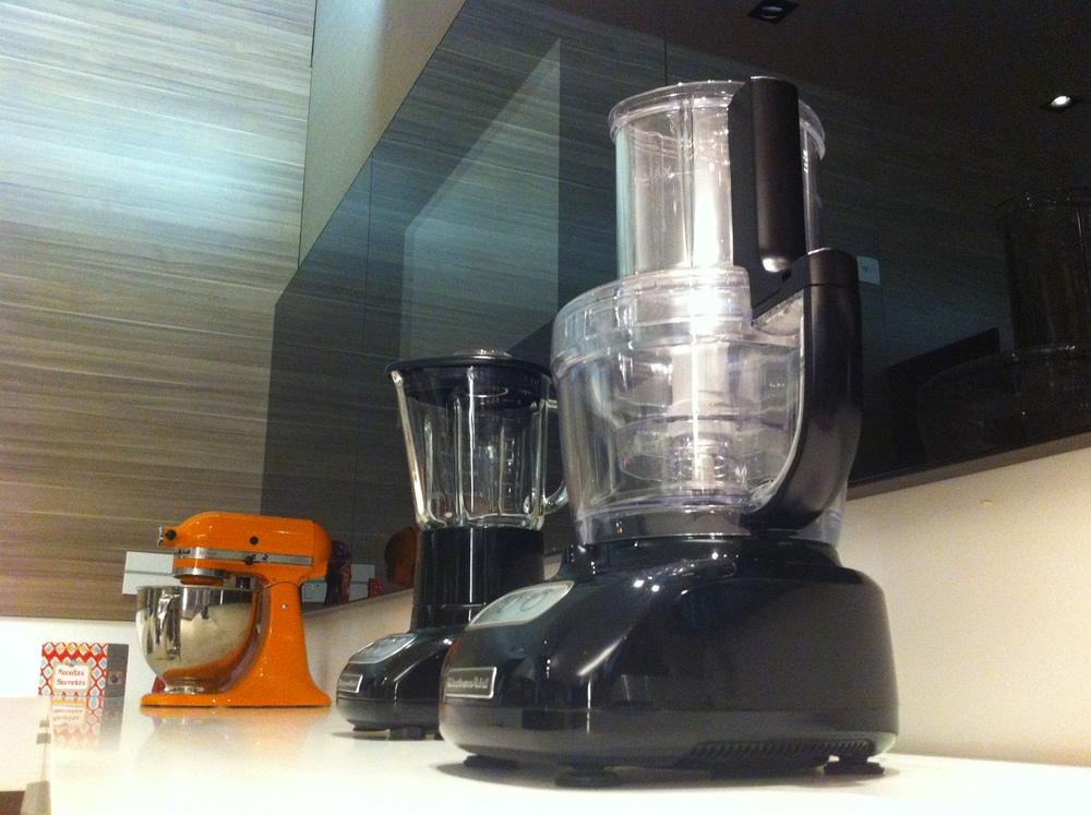 Eletrodomésticos KitchenAid vendidos na Allgram - Fonte: Acervo Madi Arquitetura e Design