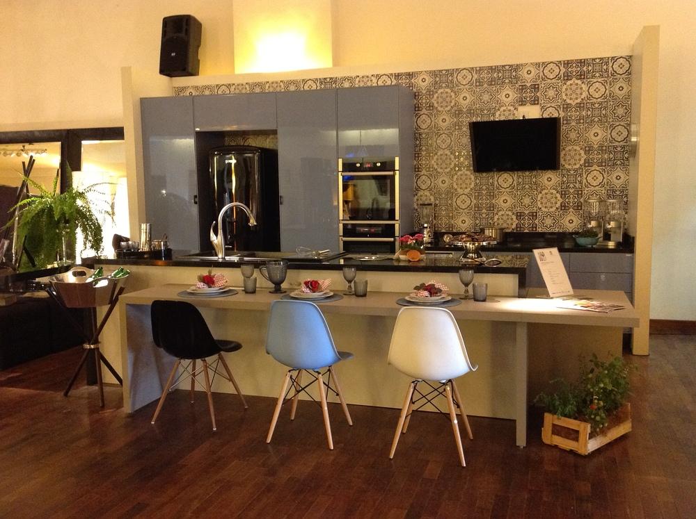 Vista Geral da Cozinha Gourmet - Foto: Acervo Madi Arquitetura e Design