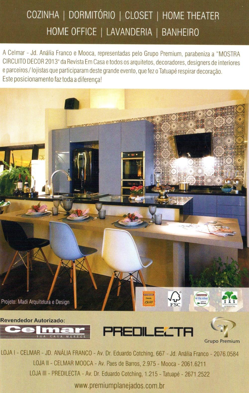 Revista Em Dia - Guia Delivery  Outubro/2013