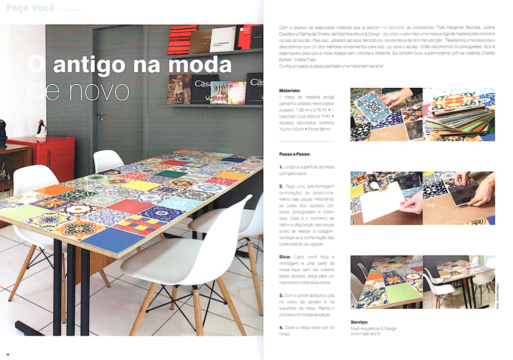 Revista Em Casa  Abril/2014