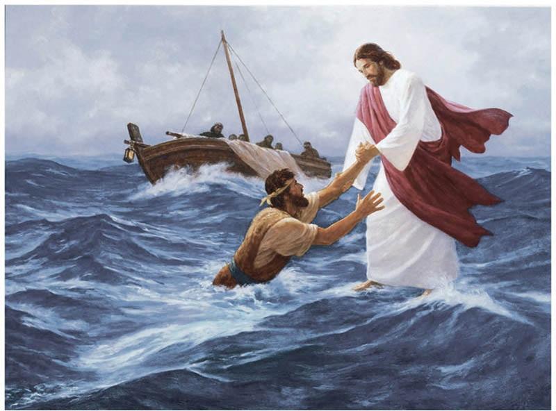 Jesus-Walk-Water-Peter