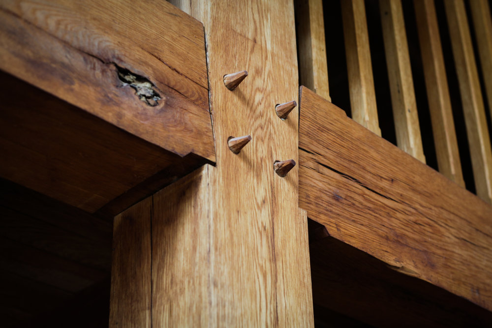 Your treesto your home - Custom timber frame construction