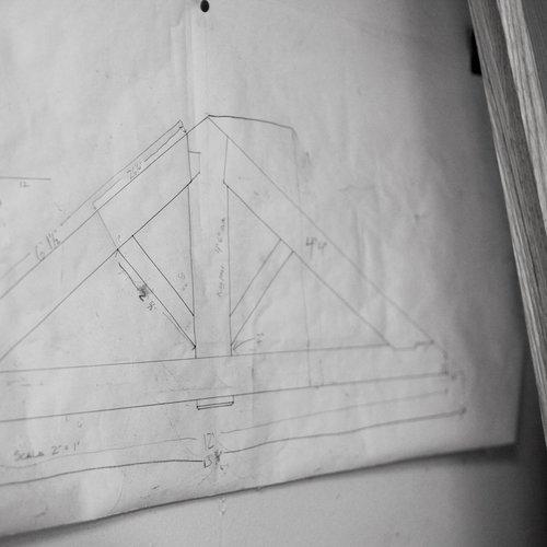 Timber Frame Construction — Ogonek Custom Hardwoods