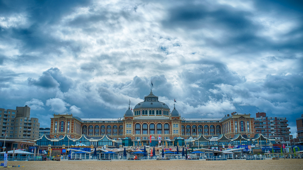 Kurhaus in HDR