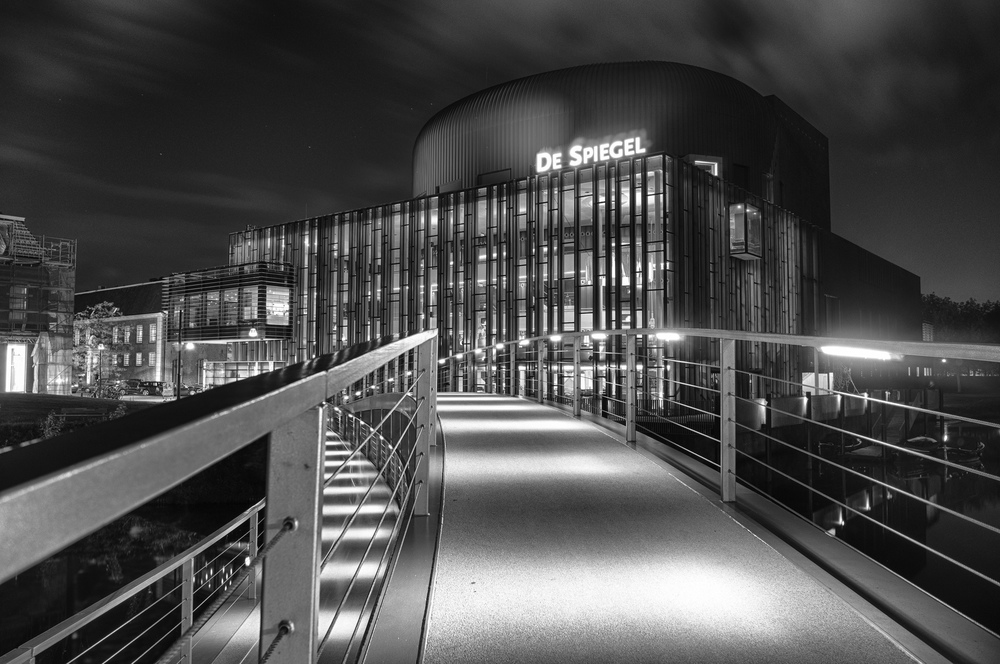 De Spiegel, HDR in Black & White