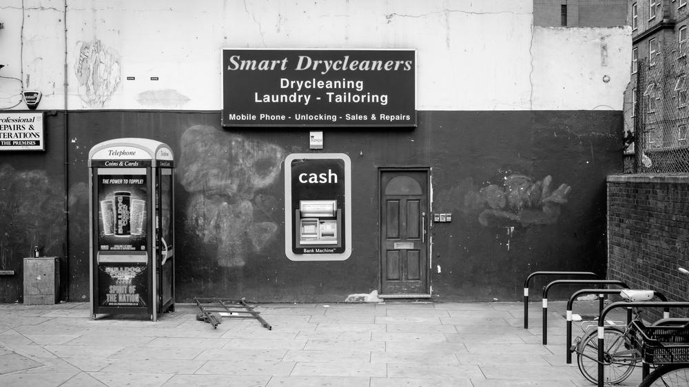 Cash, Coins & Cards