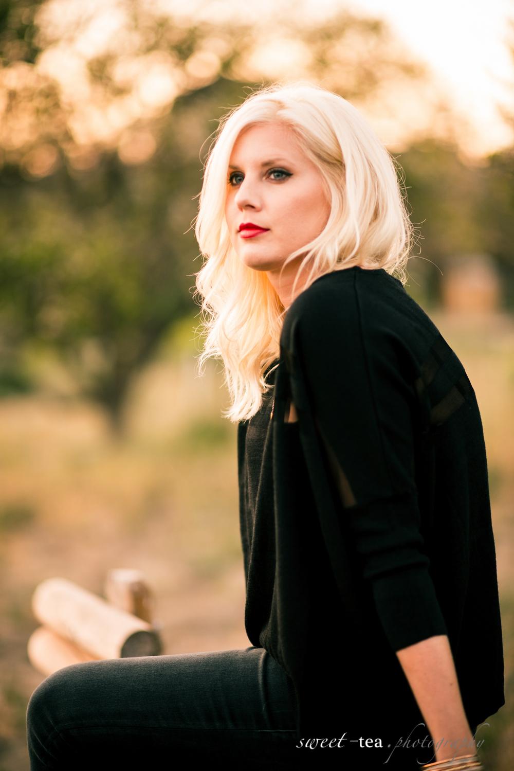 Blonde Gypsy