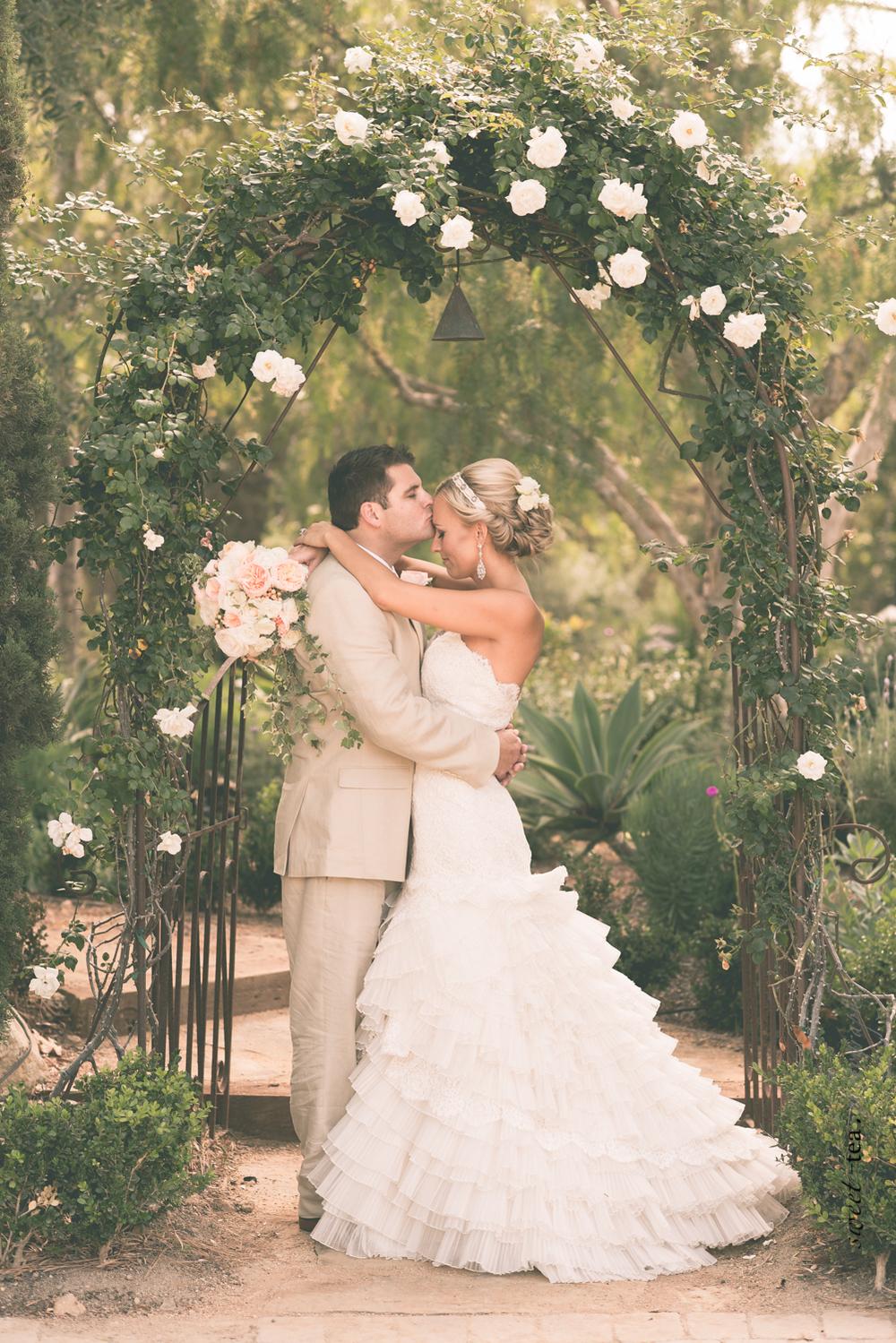 Orange County Estate Wedding