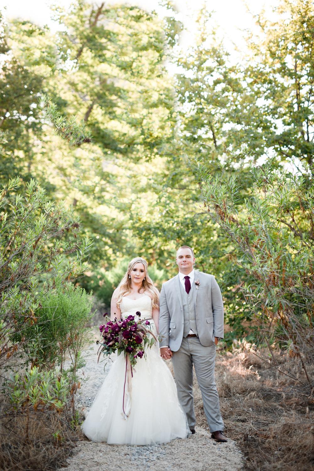 Laguna Coast Wilderness Park Wedding Photos
