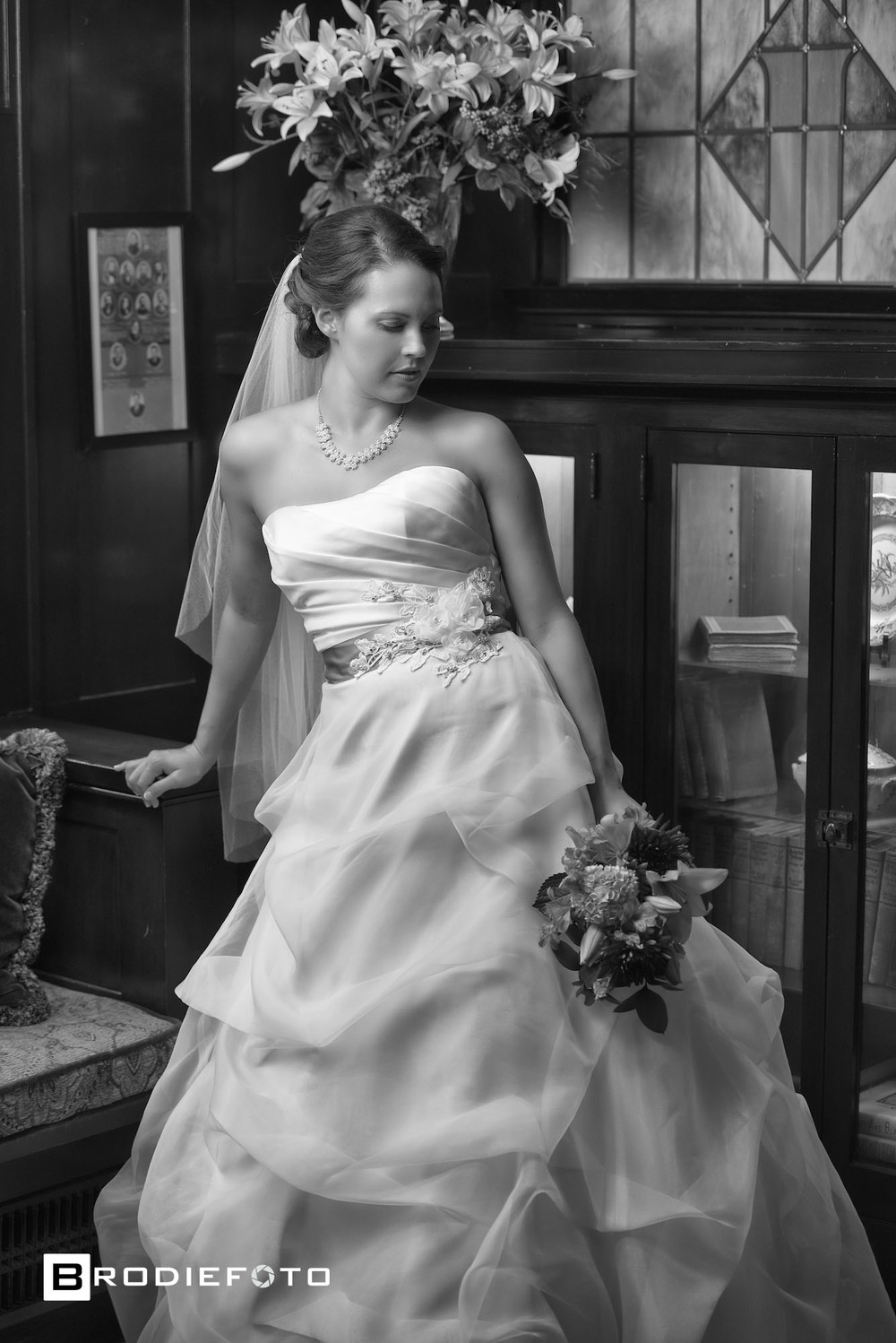 Lindsay's Bridal Portraits at the Inn at USC