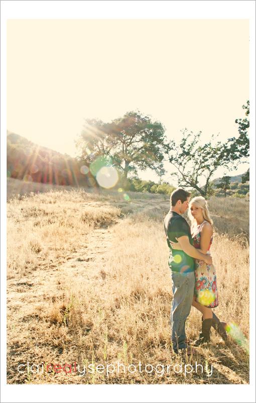 agoura engagement photographer