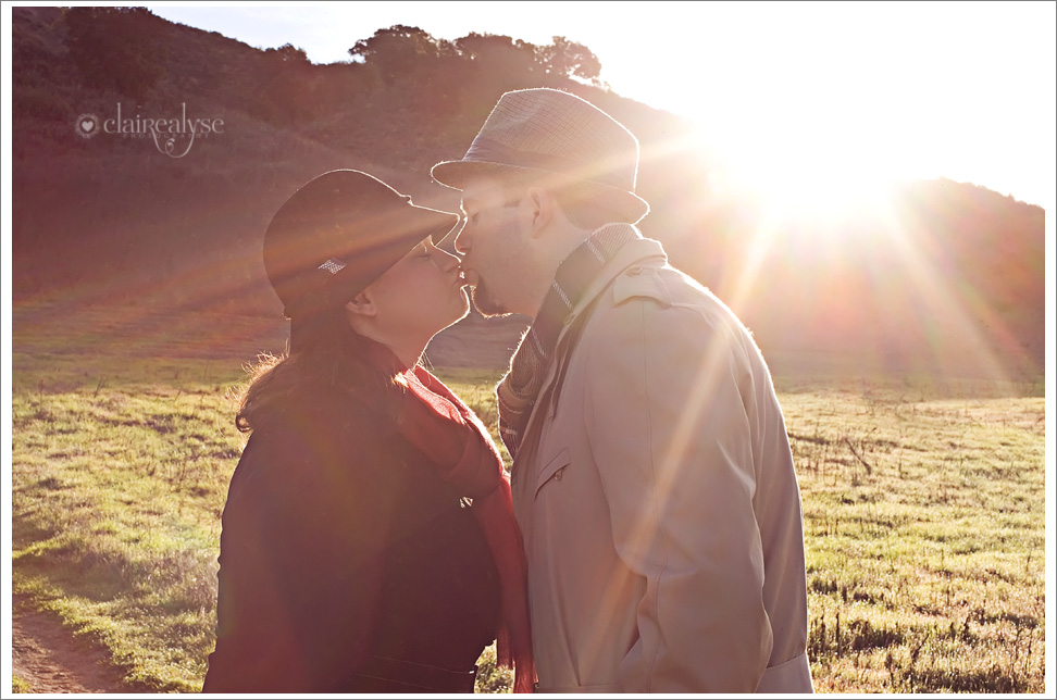 thousand oaks engagement photos
