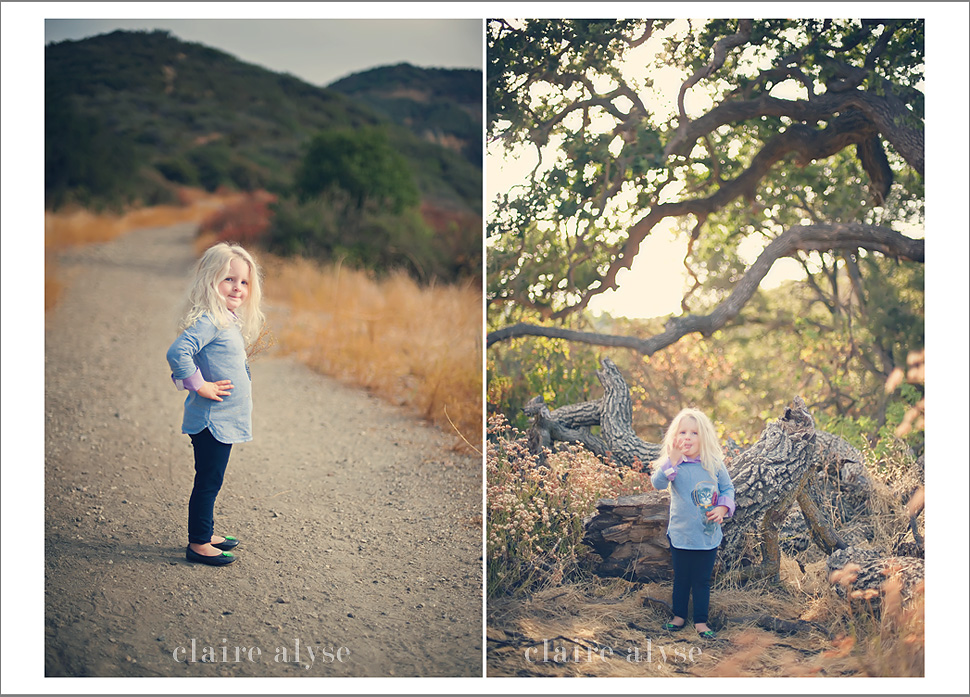 los angeles photographer holiday portraits