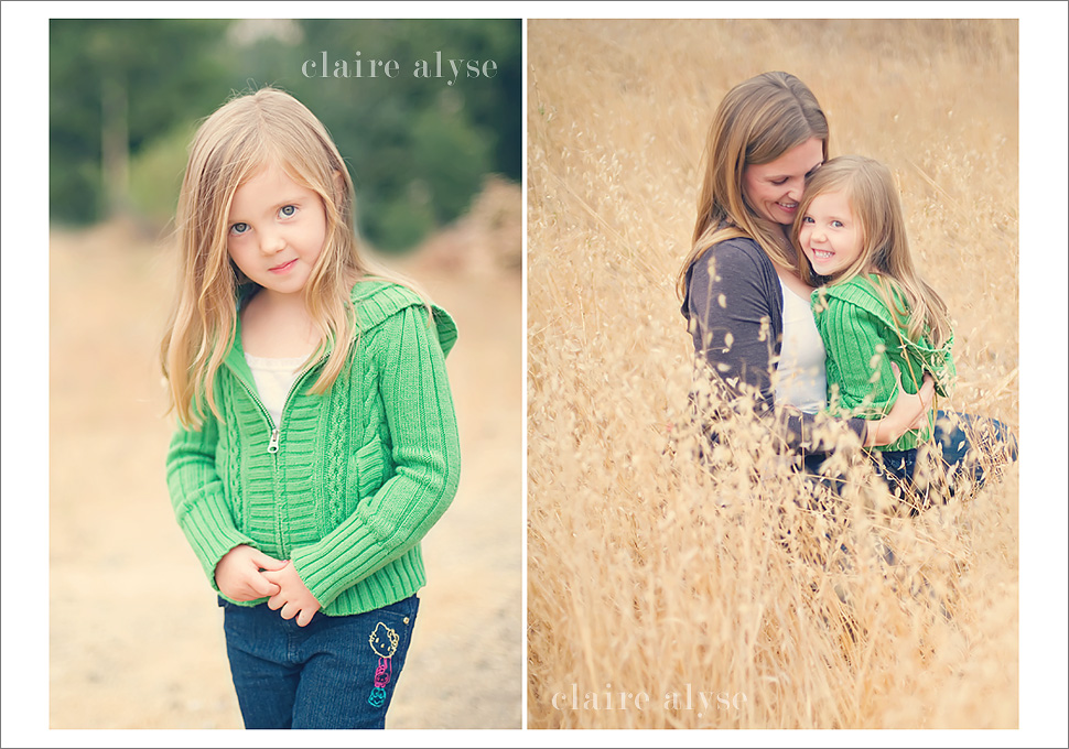 los angeles holiday portraits family photographer