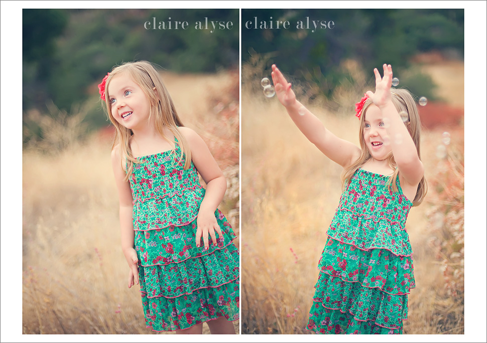 los angeles conejo christmas pictures family child photographer