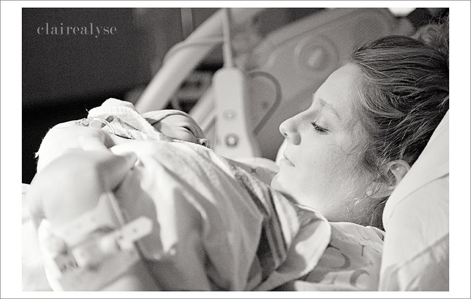los angeles birth photos