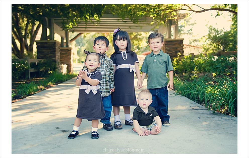 thousand oaks child photographer