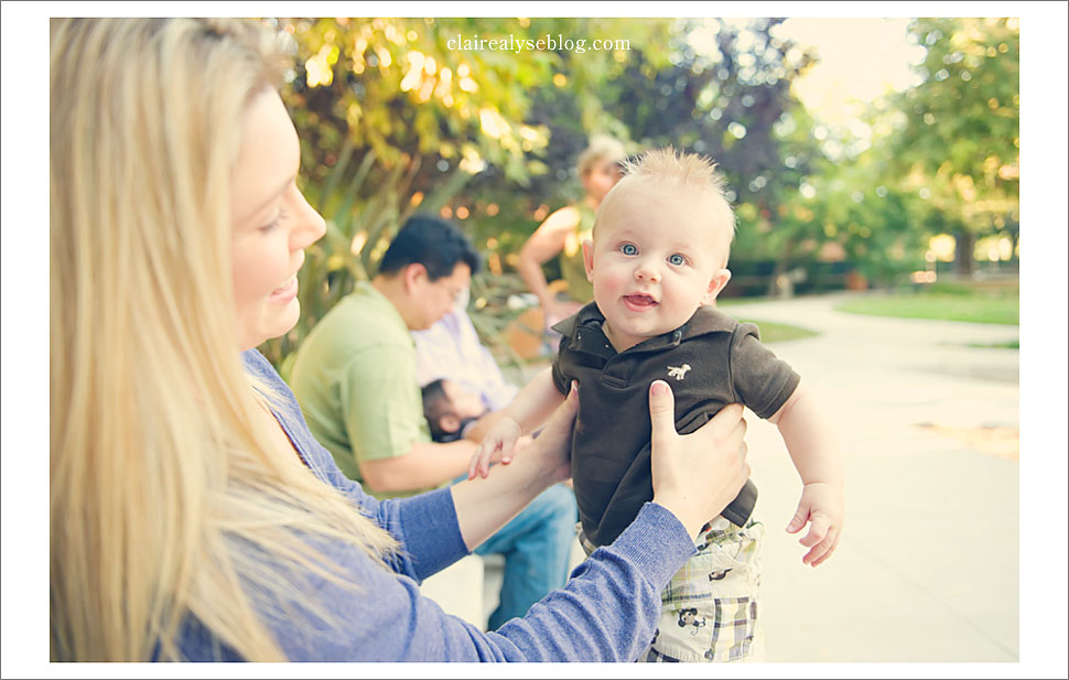 thousand oaks baby photographer