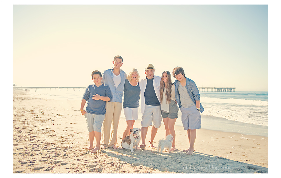 Los angeles, ca family photographer