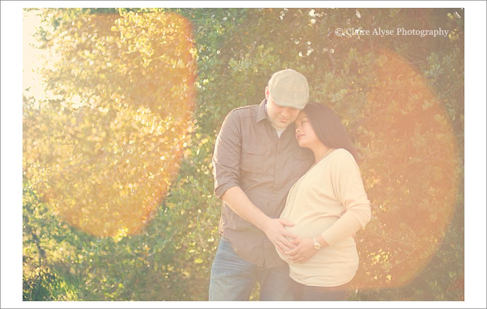 los angeles pregnancy photos