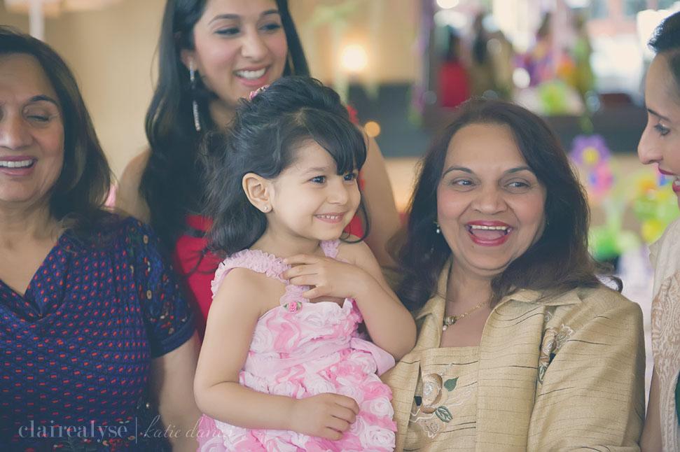 los angeles thousand oaks kids birthday photographer princess party
