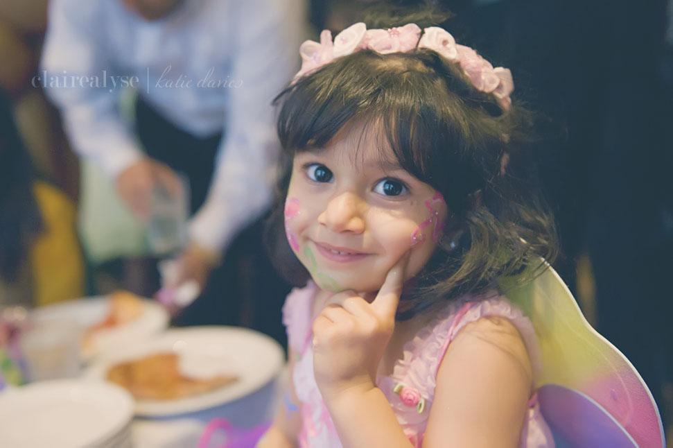 los angeles child photographer birthday party