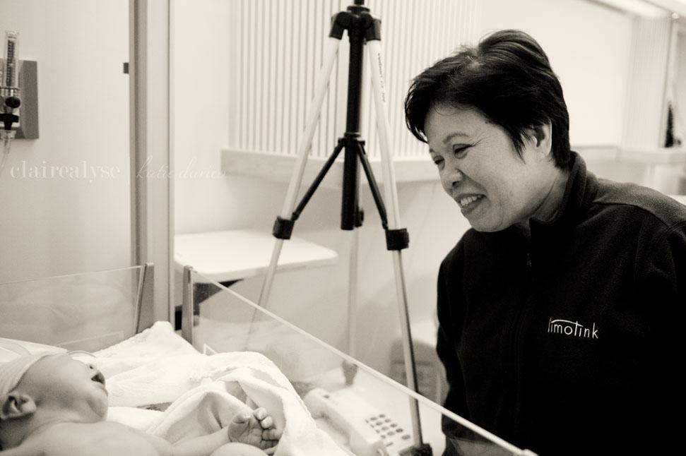 tarzana birth photographer
